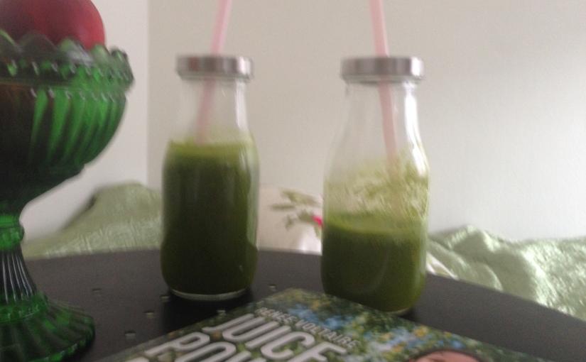 Drick en grön mot inflammation (och krångligmage)