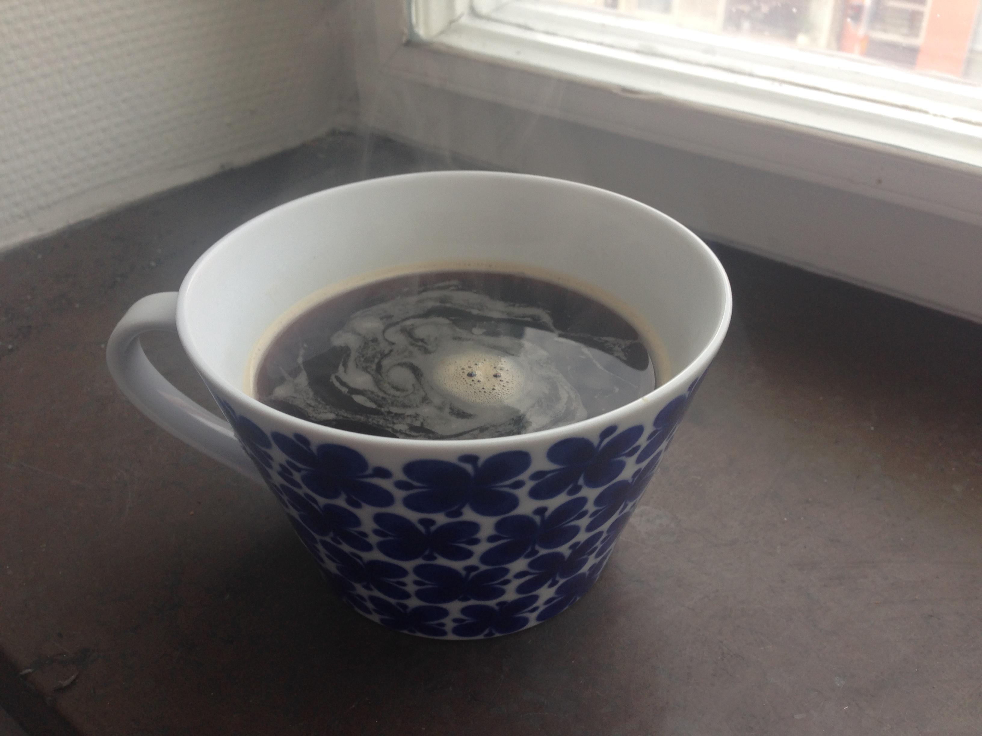 kokosolja i kaffet varför