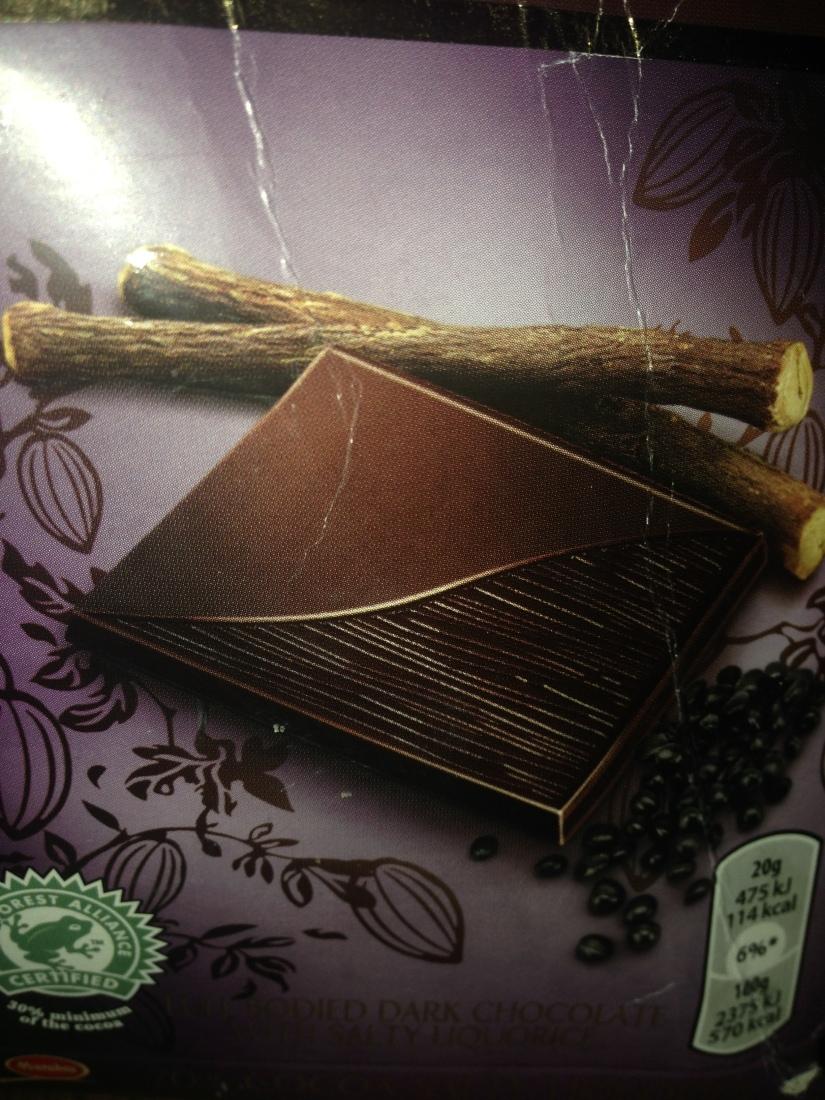 Ta en chokladbit – det ärnyttigt!