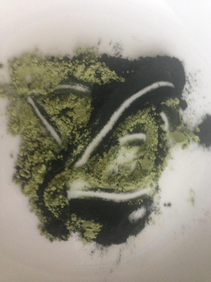 Små gröna näringsrikabomber