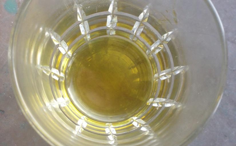 Avokadoolja för insida ochutsida