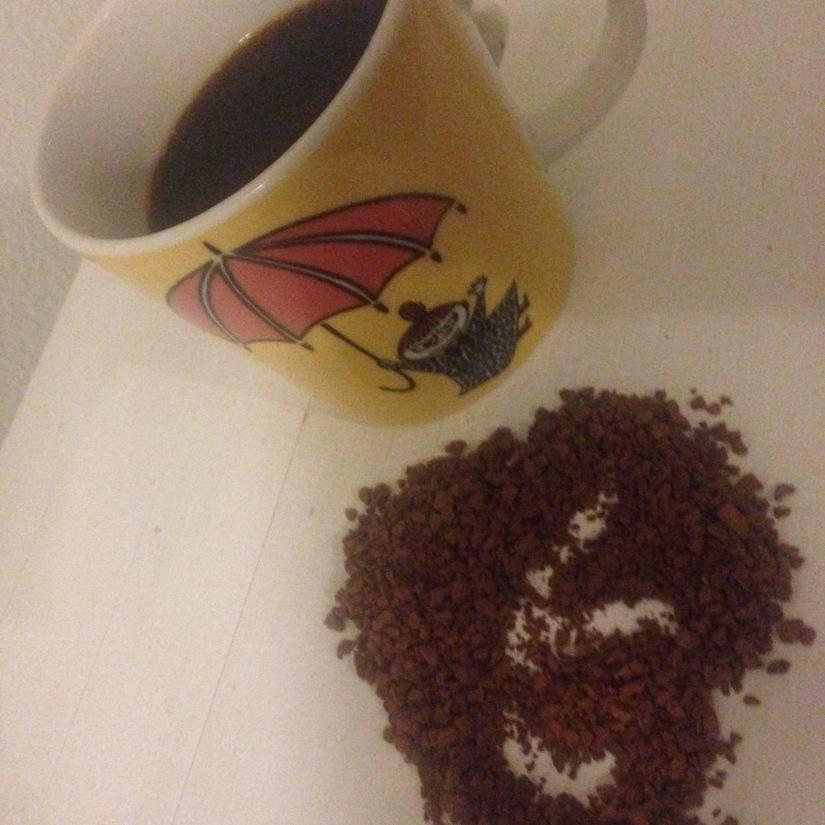 Drick kaffe – det ärnyttigt!