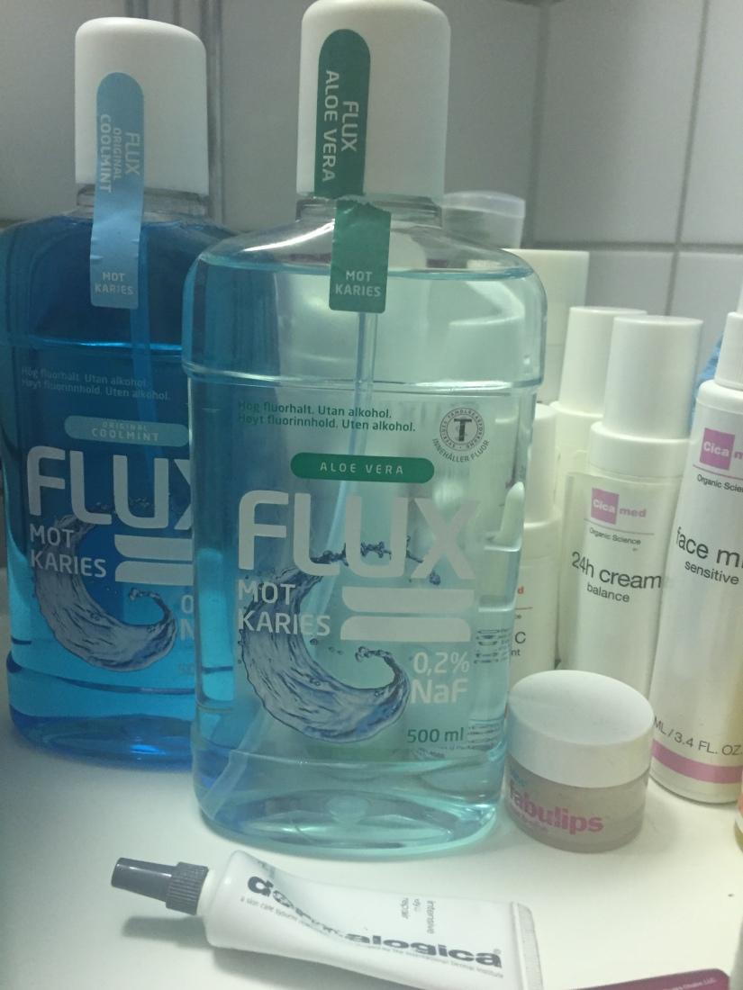 Att fluxa eller inte fluxa – det ärfrågan?