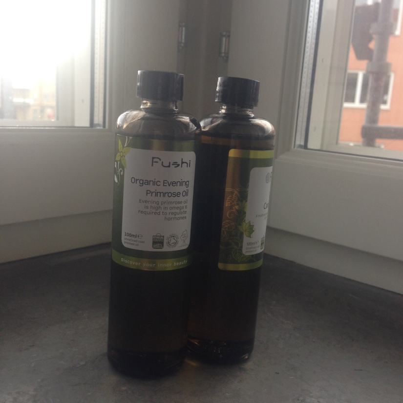 Läkande och hormonreglerande nattljusolja