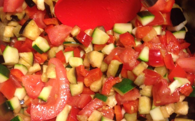 Lykopen är toppen – laga en franskgrönsaksröra!