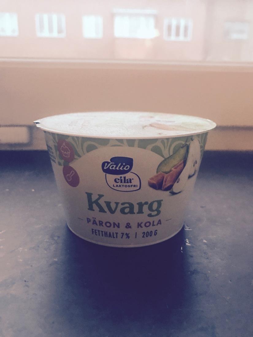 Kvarg – vill du ätadet?