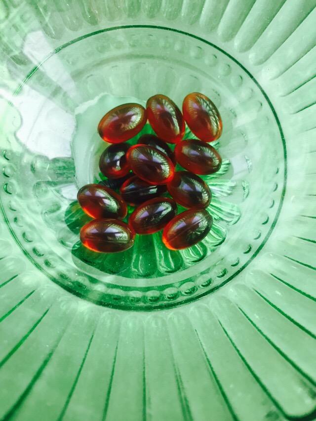 Krillolja för effektivt omega-3upptag!