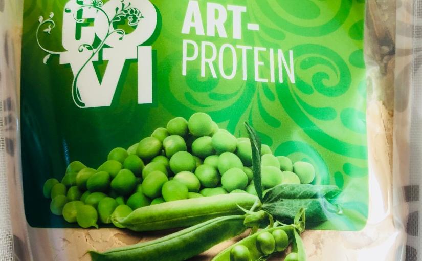 Ärtprotein – ett braalternativ!